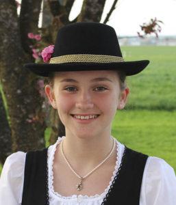 4. 3.Dirndlwartin Franziska Weindl
