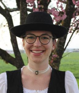 5. 2. Schriftführerin Theresa Zwislsperger
