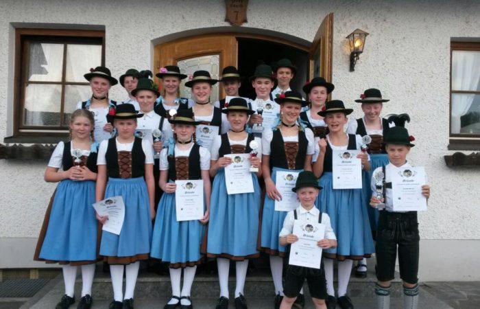 Dreivereine Tunier Burgkirchen 12.5.2018