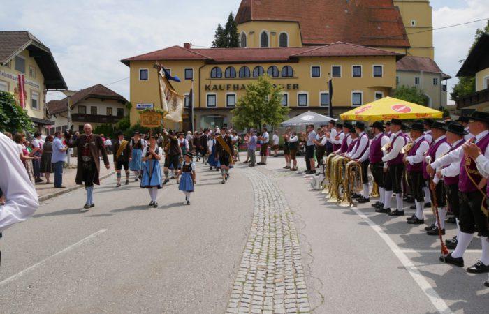 Musikfest Eggelsberg