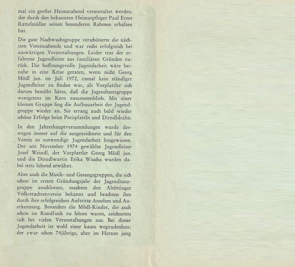 Vereinschronik 2