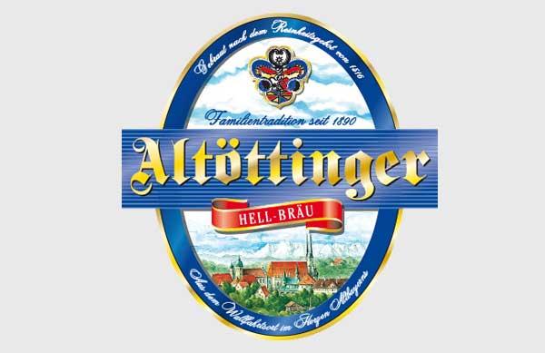 Altöttinger Hell Bräu